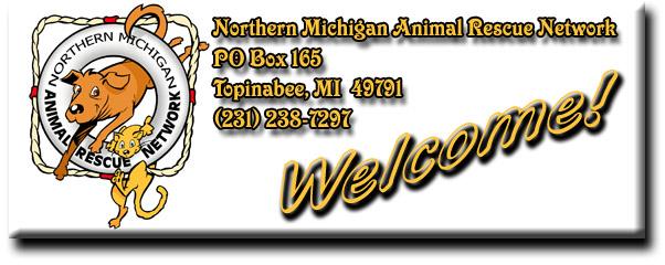 Northern Michigan Animal Rescue Network